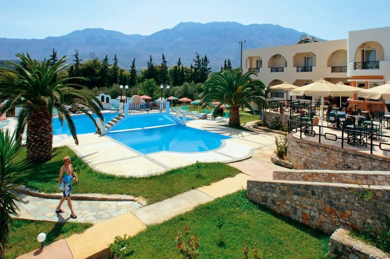 Aparthotel Vardis Olive Garden - Georgioupolis - Chania Kreta